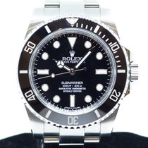 Rolex Submariner (No Date) Steel 40mm Black No numerals Singapore, Singapore