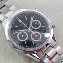 TAG Heuer Carrera Calibre 17 Zeljezo 39mm Crn
