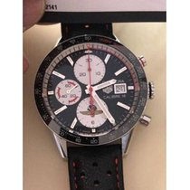 TAG Heuer Carrera Calibre 16 Steel Black