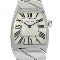 Cartier La Dona de Cartier Acero 22.5mm Blanco Romanos