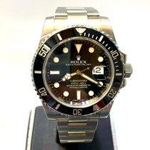 Rolex Submariner Date Acero