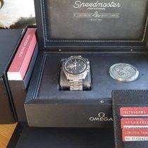 Omega 311.30.42.30.01.002 Aço Speedmaster Professional Moonwatch usado