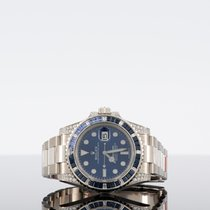 Rolex 116659SABR Weißgold 2019 Submariner 40mm neu