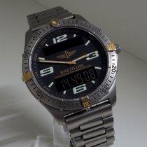 Breitling Aerospace Titanio 40mm Negro