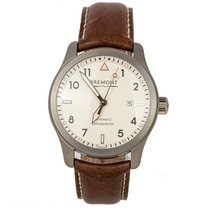 Bremont Solo Bremont Solo WH-SI - Leather Bracelet and Stainless Bezel 2018 occasion