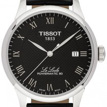 Tissot Le Locle new 2019 Automatic Watch with original box and original papers T006.407.16.053.00