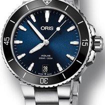 Oris Steel 36.5mm Automatic 01 733 7731 4135-07 4 18 64FC new