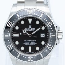 Rolex 116600 Steel 2016 Sea-Dweller 4000 40mm pre-owned