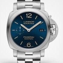 Panerai new Automatic Steel Sapphire Glass
