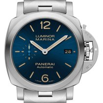 Panerai Luminor Marina Automatic Steel Blue United States of America, Georgia, Alpharetta