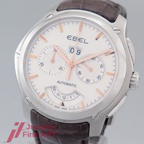 Ebel Steel Automatic E9305F71 pre-owned