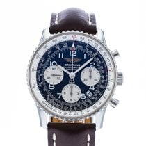Breitling Navitimer Steel 42mm Black United States of America, Georgia, Atlanta
