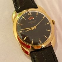 Jaeger-LeCoultre Yellow gold 43mm Automatic Le coultre reserve gold 14kt pre-owned