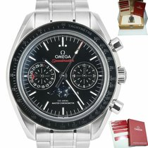 Omega Speedmaster Professional Moonwatch Moonphase 304.30.44.52.01.001 2010 pre-owned