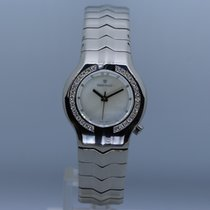 TAG Heuer Alter Ego Steel Mother of pearl