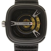 Sevenfriday Steel 47mm Automatic M2-01 new