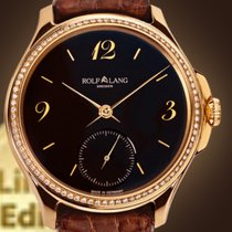 Rolf Lang Rose gold 44mm Manual winding new