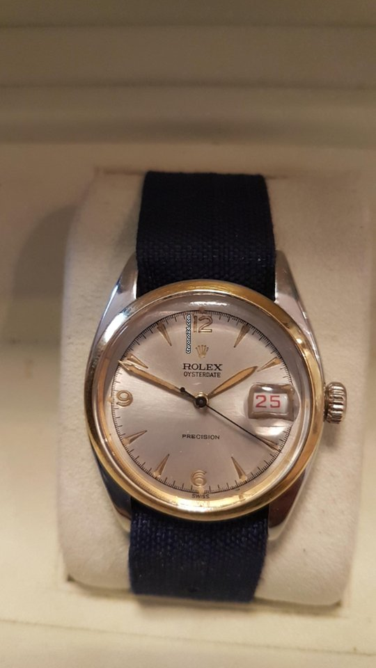 Rolex Oyster Precision 6494 pre-owned