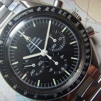 "Omega 1969 Speedmaster Straight Back ""1st Man on the..."