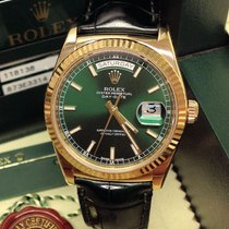 Rolex Day-Date 118208 - Box & Papers 2003