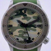 Sinn U1 Camouflage Limited Edition 500 Stück mit B und P