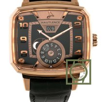 Hautlence Destination 01 MTE002230 Pink Gold Black Crocodile...