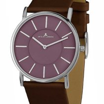 Jacques Lemans Classic York Steel 39mm Purple