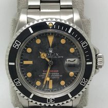 勞力士 (Rolex) 1680 Vintage Red Submariner Serial: 32xxxxx