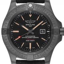 브라이틀링 (Breitling) Avenger Blackbird Titan Automatik Armband...