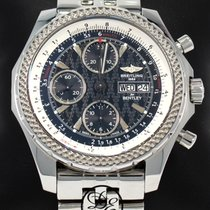 Breitling Bentley Gt A13362 45mm Special Edition Chronograph...
