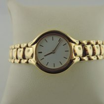 Ebel Beluga Yellow gold 24MMmm White No numerals United States of America, Florida, Fort Lauderdale