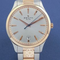 Zenith Captain Central Second Gold/Steel