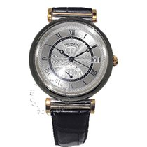 Theorein Gold/Steel 37mm Automatic 189 new