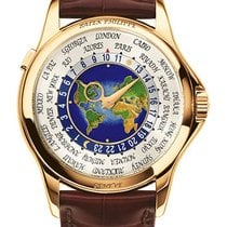 Patek Philippe Yellow gold Automatic 39.5mm new World Time