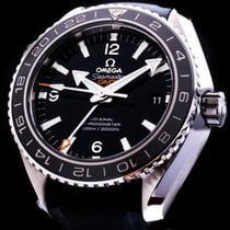 Omega Seamaster Planet Ocean 600M GMT Automatik Date 43,5mm