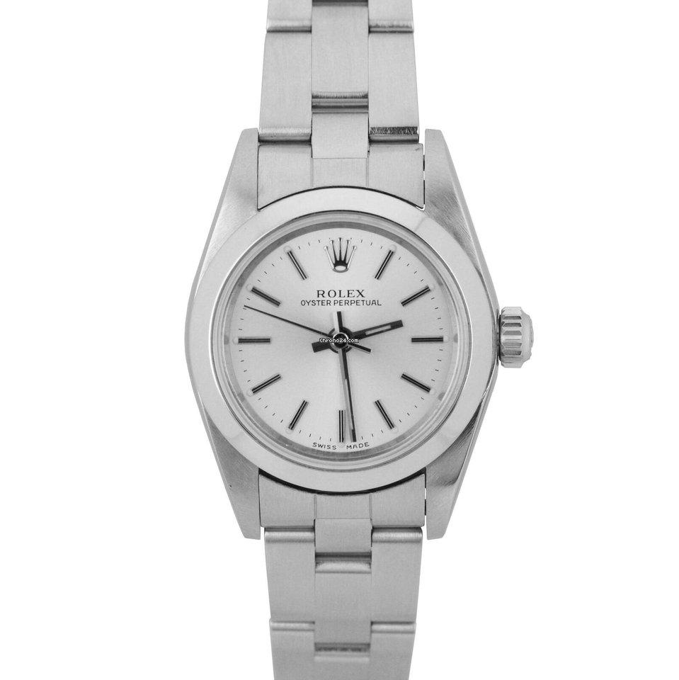 ca6edf8369e9c Rolex Oyster Perpetual - Todos os preços de relógios Rolex Oyster Perpetual  na Chrono24