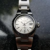Tudor Prince Oysterdate Steel 26mm Silver United States of America, California, Beverly Hills