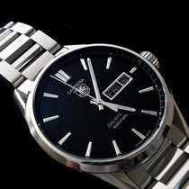 TAG Heuer Carrera Calibre 5 pre-owned Steel