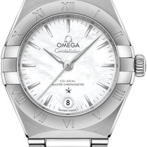 Omega Constellation Steel 29mm Mother of pearl