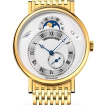 Breguet new Automatic Skeletonized Yellow gold