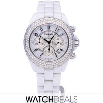 Chanel J12 H1008 Very good Ceramic 41mm Automatic