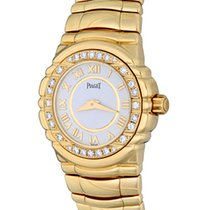 Piaget Tanagra Yellow gold 25mm White Roman numerals United States of America, Texas, Dallas