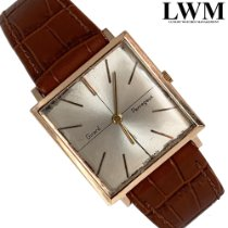 Girard Perregaux Rose gold Manual winding Silver 26mm pre-owned