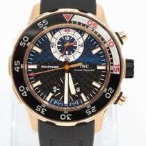 IWC Aquatimer Chronograph Rose gold 44mm Black No numerals United States of America, Georgia, ATLANTA