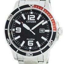 Citizen Çelik 45mm Quartz AW1520-51E yeni