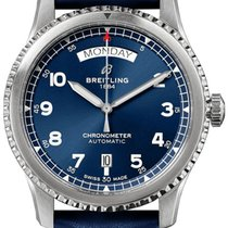 Breitling Navitimer 8 Steel 41mm Blue Arabic numerals United States of America, California, Moorpark