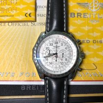 Breitling Bentley Le Mans Steel White