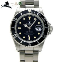 Rolex 16610 Steel 1992 Submariner Date 40mm pre-owned