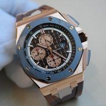 Audemars Piguet Royal Oak Offshore Chronograph 26401RO.OO.A087CA.01 New Rose gold 44mm Automatic UAE, Gold and Diamond Park Bldg. 5 Shop 6 Dubai