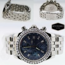 Breitling Chronomat Evolution Steel 43mm Mother of pearl No numerals